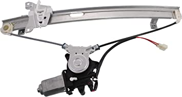 Power Window Regulator For 99-2003 Mitsubishi Galant Front Right Side With Motor