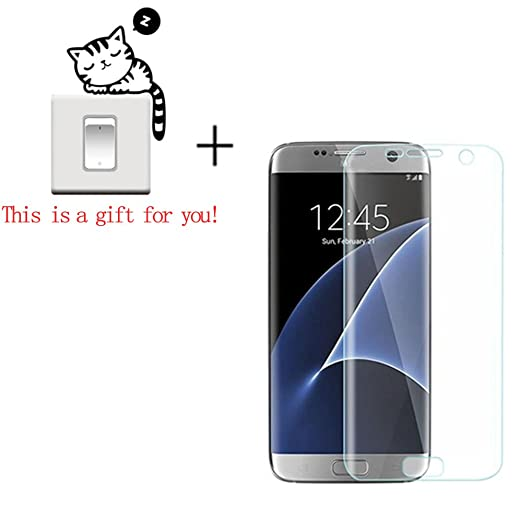 28 opinioni per per Samsung Galaxy S7 Edge Sannysis Cancella 3D PET curvo protezione dello