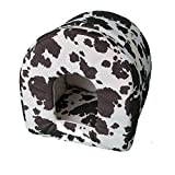 Beds 4 All Tunnel Cow Print Pet Bed For Sale