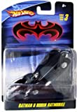 Hot Wheels 1/50 Diecast Series Three - Batman and Robin Batmobile