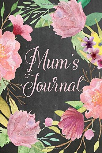 "Read Online Chalkboard Journal - Mum's Journal (Light Pink): 100 page 6"" x 9"" Ruled Notebook: Inspirational Journal, Blank Notebook, Blank Journal, Lined ... Journals - Light Pink Collection) (Volume 2) pdf"