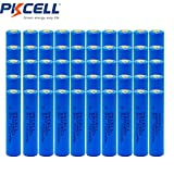 3.6V AAA Litium Battery 700mAh ER10450 Li-SOCl2 Battery 50Pack