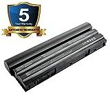 E5420 E6420 Laptop Battery for Dell E5520 E5430 E5530 E6430 E6520 E6530 Compatible P/N: M5Y0X T54FJ 2P2MJ 312-1325 312-1165 PRV1Y---12 Months Warranty