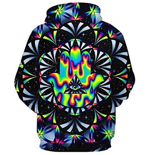 Digitale Pullover Top Inverno shirt Felpa Uomo HzlManica Cappotto Giacca Lunga Tute T Felpe Hoodie Outwear 3 Stampato Autunno 3d m 10 0wNOZn8PXk