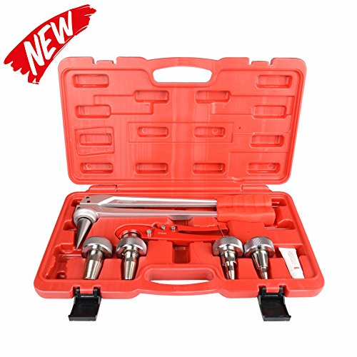 Propex Expander Head - IWISS PEX Pipe Expansion Tool Kit with 3/8