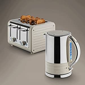 Dualit Architect Stainless Steel Kettle Amp 4 Slice Toaster