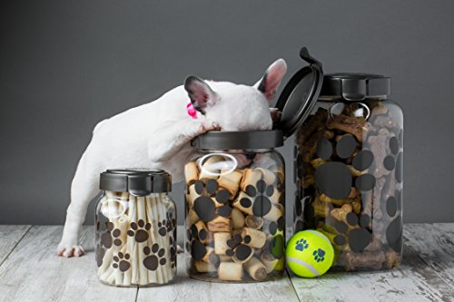 Pet Food Cannisters For Kitchen
