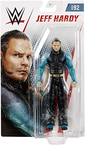 WWE Jeff Hardy Series #92 Action Figure