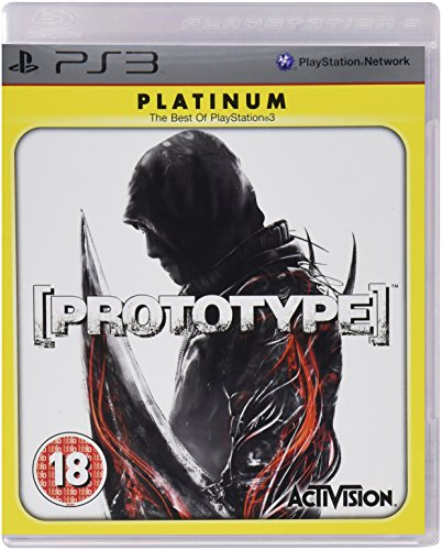 Activision Prototype [ps3 Region Free] [playstation 2] (Ps3 Prototype)