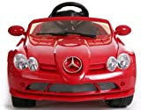 Best BMW Car For Kids With Remotes - Premium Edition Licensed Mercedes Benz Mclaren SLR 12v Review