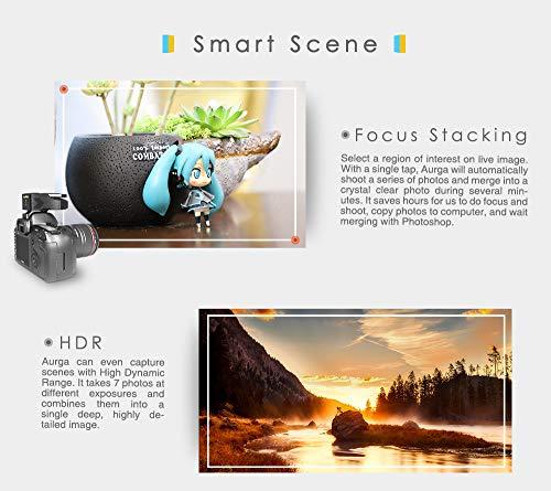Aurga Smart Camera Assistant (Stacking/Bracketing Shooting & Auto Merge) by Aurga (Image #4)