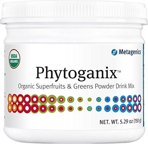 Metagenics Phytoganix Supplement 150 Gram