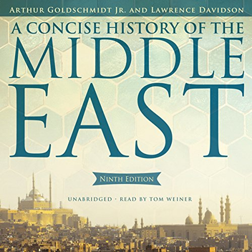 A Concise History of the Middle East, Ninth Edition Audiobook [Free Download by Trial] thumbnail