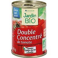 Jardin Bio Doble Concentrado De Tomate En Bote