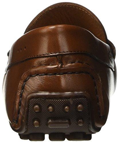 Trussardi Jeans 77S56953, Mocassini Uomo Marrone (Cuoio)