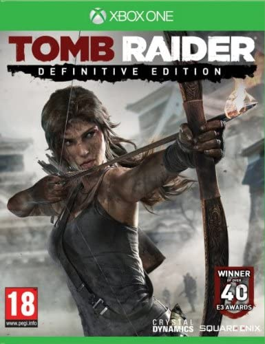 Tomb Raider: Definitive Edition: Amazon.es: Videojuegos