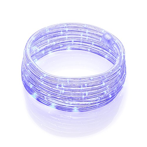 360 Blue Led Christmas Lights