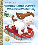 The Poky Little Puppys Wonderful Winter Day (Little Golden Book)