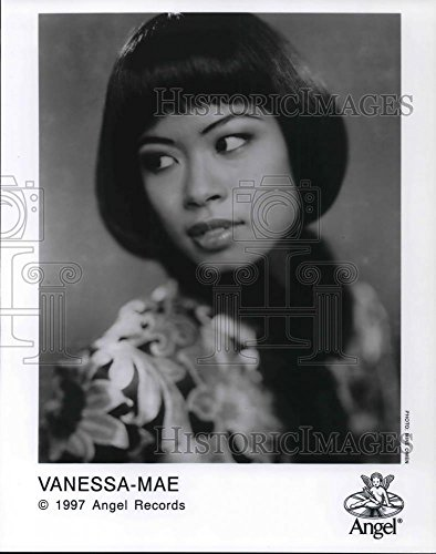 Vintage Photos Press Photo Vanessa Mae - cvp31488-10 x 8 in. - Historic Images