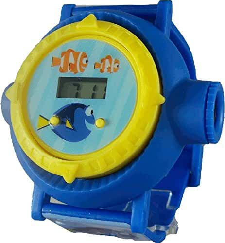 Disney Kid's 'Finding Dory' Blue Projection Watch (FDO3033ST)