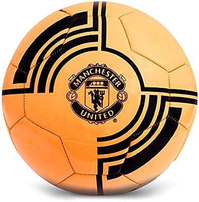 Manchester United FC - Balón oficial con el escudo del club ...