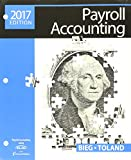 img - for Bundle: Payroll Accounting 2017 (with CengageNOW v2, 1 term Printed Access Card), Loose-Leaf Version, 27th + Access Sticker for LMS Integrated CengageNOW v2 Bundles Payroll Accounting 2017 book / textbook / text book
