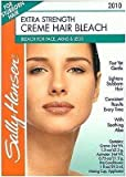 Sally Hansen Extra Strength Creme Hair Bleach For Face & Body, 1.5 oz (3 Pack)
