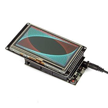 SainSmart 4.3 pulgadas TFT LCD Display para Arduino Due Mega 2560 UNO R3: Amazon.es: Electrónica