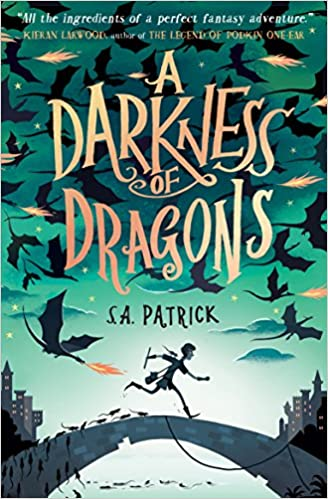 A Darkness of Dragons (Songs of Magic): Amazon co uk: S  A