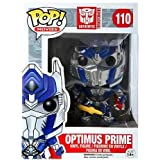 Funko Pop! Movies Vinyl #110 Hot Topic Exclusive Optimus Prime (Transformers: Age of Extinction)