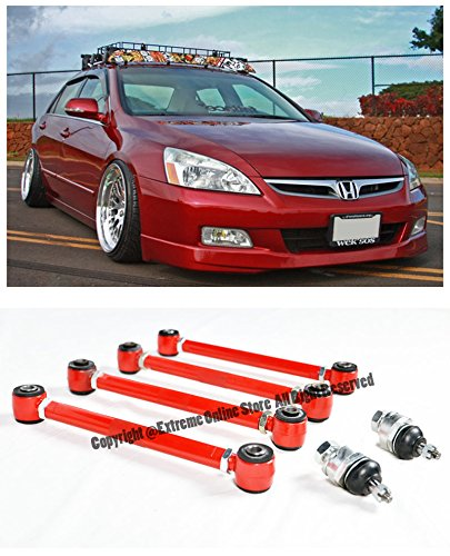 04 honda accord camber kit - 2