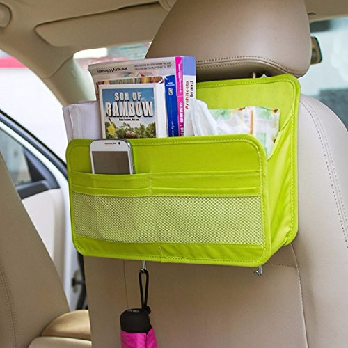 Amison Auto Sitz Zurück Multifunktionsreise Taschen Speicher Beutel Aufhänger Organisator Halter