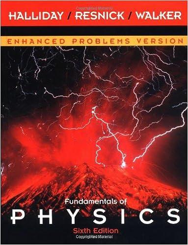 Fundamentals Of Physics Enhanced Problems Version Sixth Edition 6th
