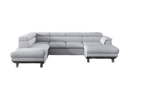 Amazon.com: Felix XL Sectional Sleeper Sofa, Left Corner ...