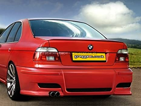 BMW E39 Serie 5 Custom Rear Bumper