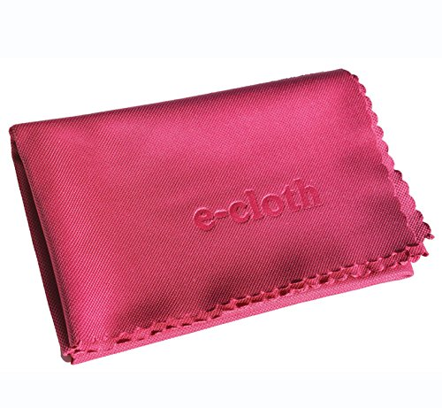 E-Cloth Glass and Polishing Cloth, Colors May Vary