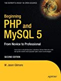 PHP and MySQL 5, W. Jason Gilmore, 1590595521