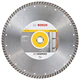 2608603823 BOSCH STANDARD UNIVERSAL TURBO DIAMOND CUTTING DISC 350x25.40x3x10mm