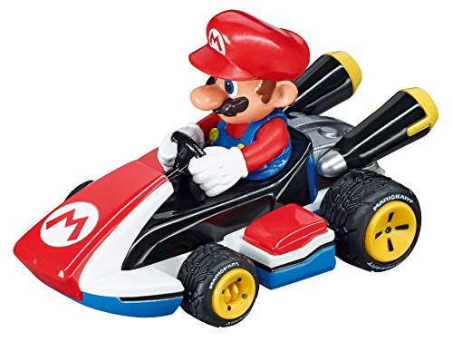 Carrera Carrerag GO Mario Slot Car Vehicle Racing (Mini Kart Car)