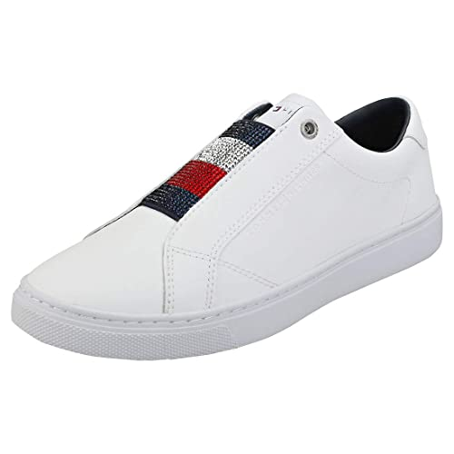 Tommy Hilfiger FW0FW04513 Crystal Sneakers Femme:
