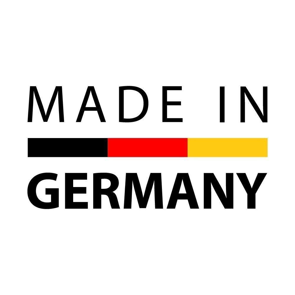 94/cm cromado fabricado en Alemania Variosan Barra de pared Movable 10292 Variable