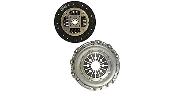 Amazon.com: VALEO Clutch Kit 4P Fits OPEL Astra Combo Corsa Meriva Vita 2000-: Automotive