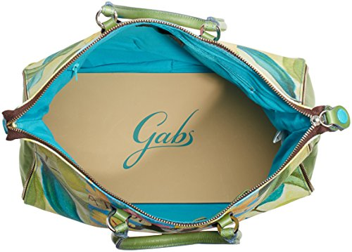 GABS Week, Borsa a mano Donna Multicolore (Mehrfarbig (S146 S146))