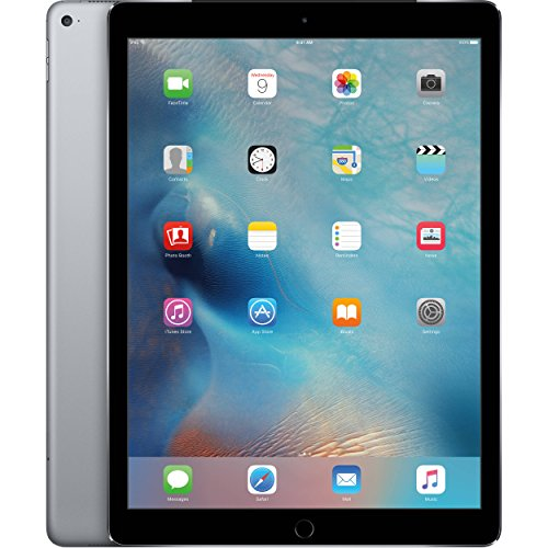 Apple iPad Pro 2 12.9in (2017) 512GB, Wi-Fi - Space Gray (Renewed)