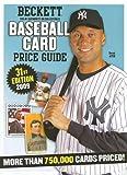 Beckett Baseball Card Price Gd-#31, Staff of Beckett Baseball, 1930692773