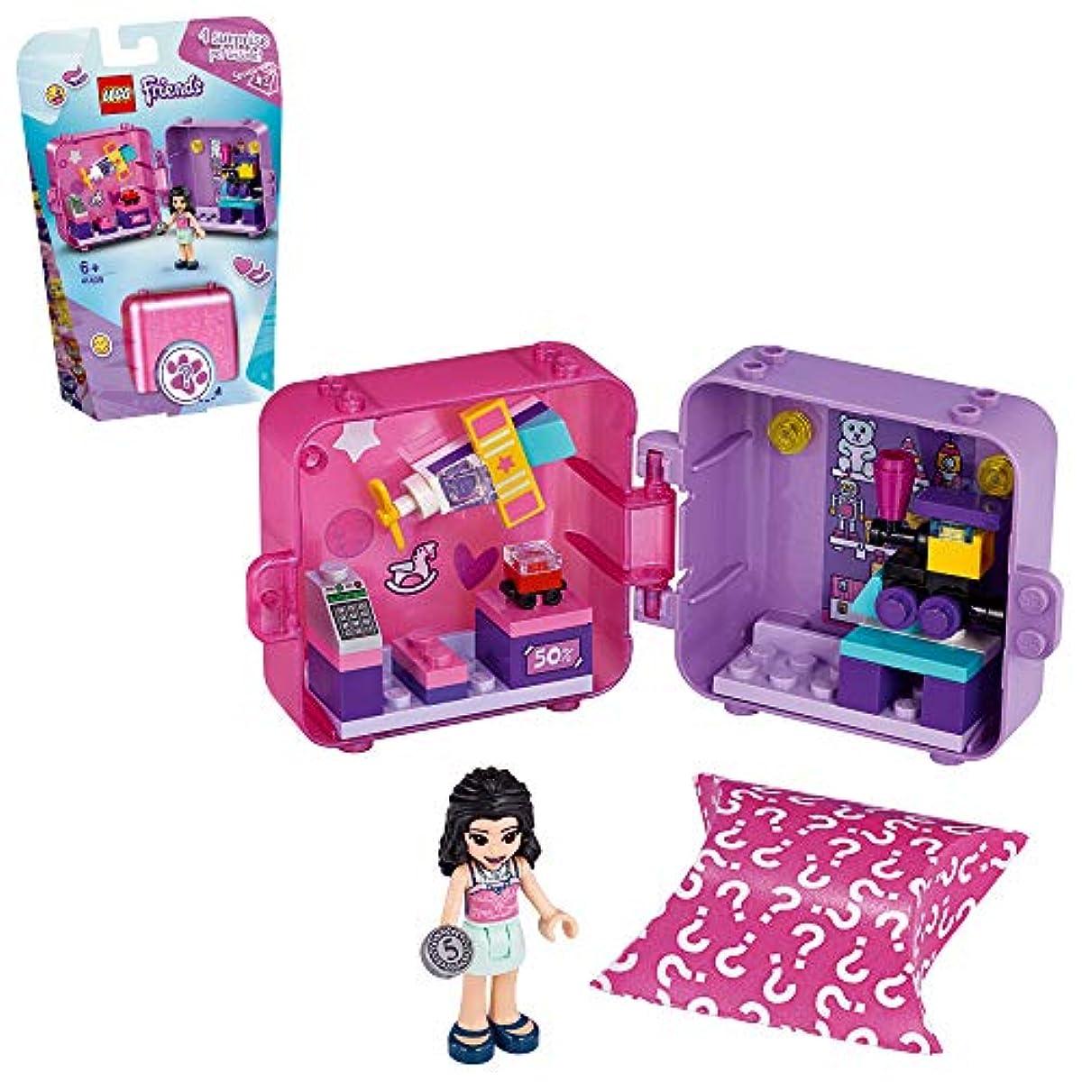 [해외] [예약 4/1]레고 프렌즈 큐비즈 - 엠마의 장난감 가게 41409