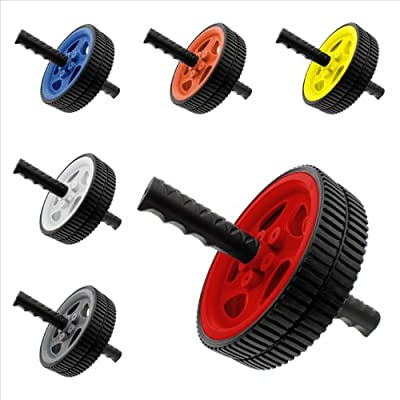 Wacces AB Power Wheel Roller - Exercise Equipment for Your Home Gym by Taradex INC