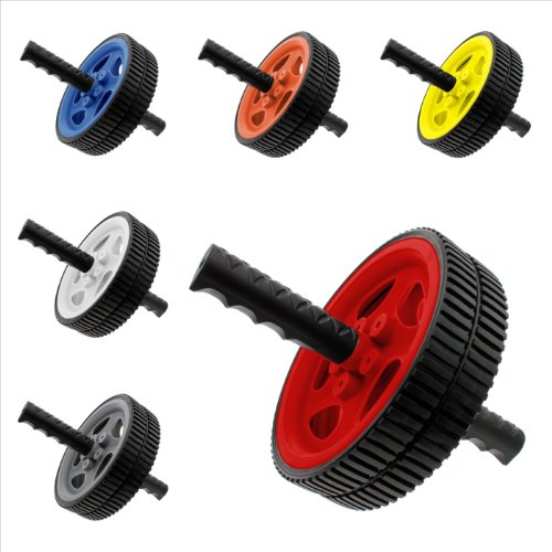 Wacces AB Power Wheel Roller Exercise Equipment for Your Home Gym