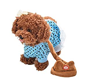 Electric Dog Dancing Singing Playing Doll Kids Toy Gift/Present