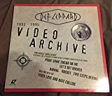 VIDEO ARCHIVE 1993-1995